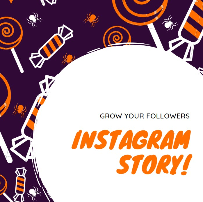 having a story to grow instagram followers