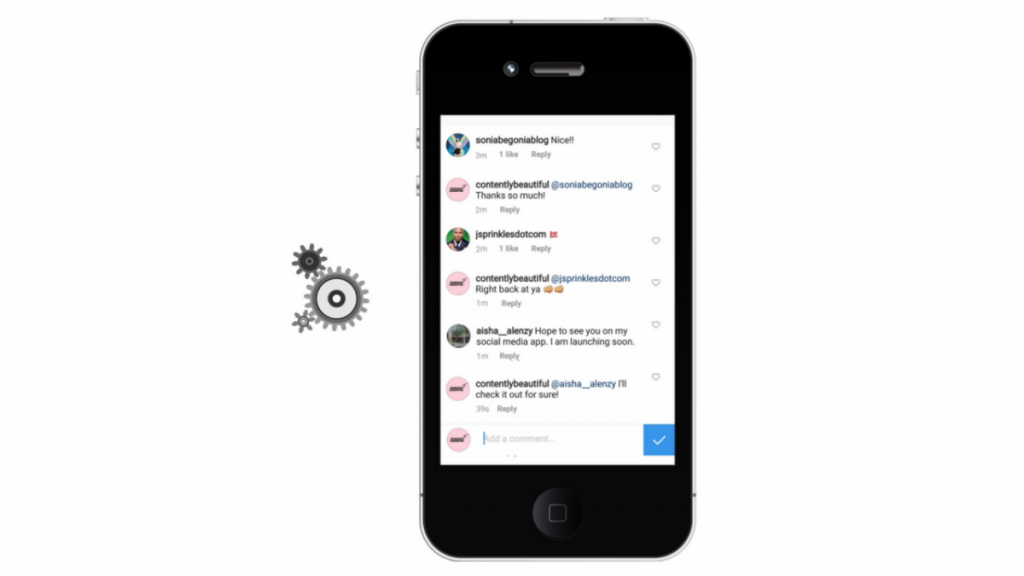 auto respond Instagram comments
