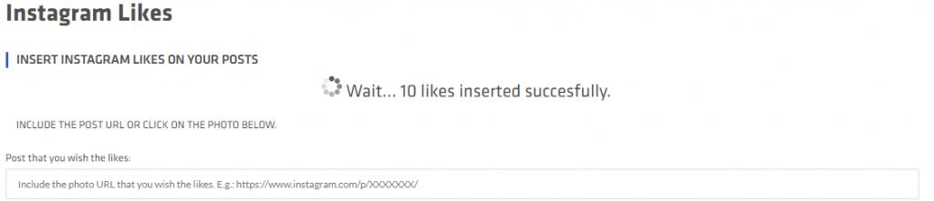 perfect Liker add likes
