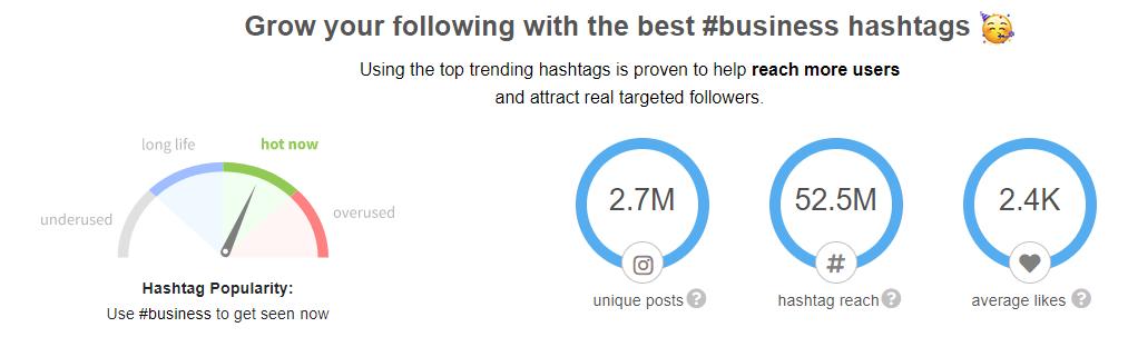 hashtagsforlikes hashtag stats