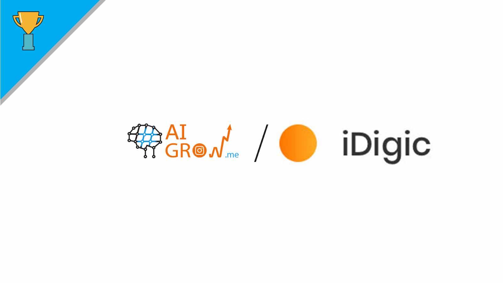 AiGrow VS iDigic. How to get more Instagram followers?