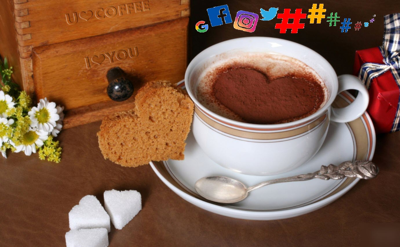 Use these Coffee hashtags on your next post to get more exposure!