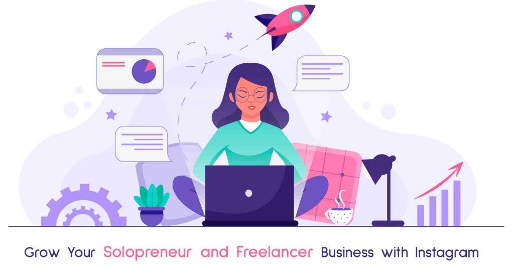 Solopreneur and Freelancer