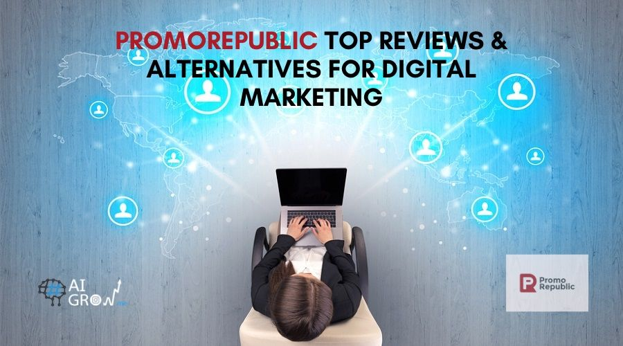PromoRepublic Top reviews & Alternatives for Instagram Marketing