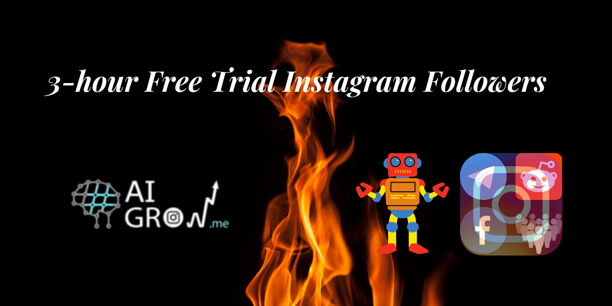 3-hour Free Trial Instagram Followers: Bots or Pods?