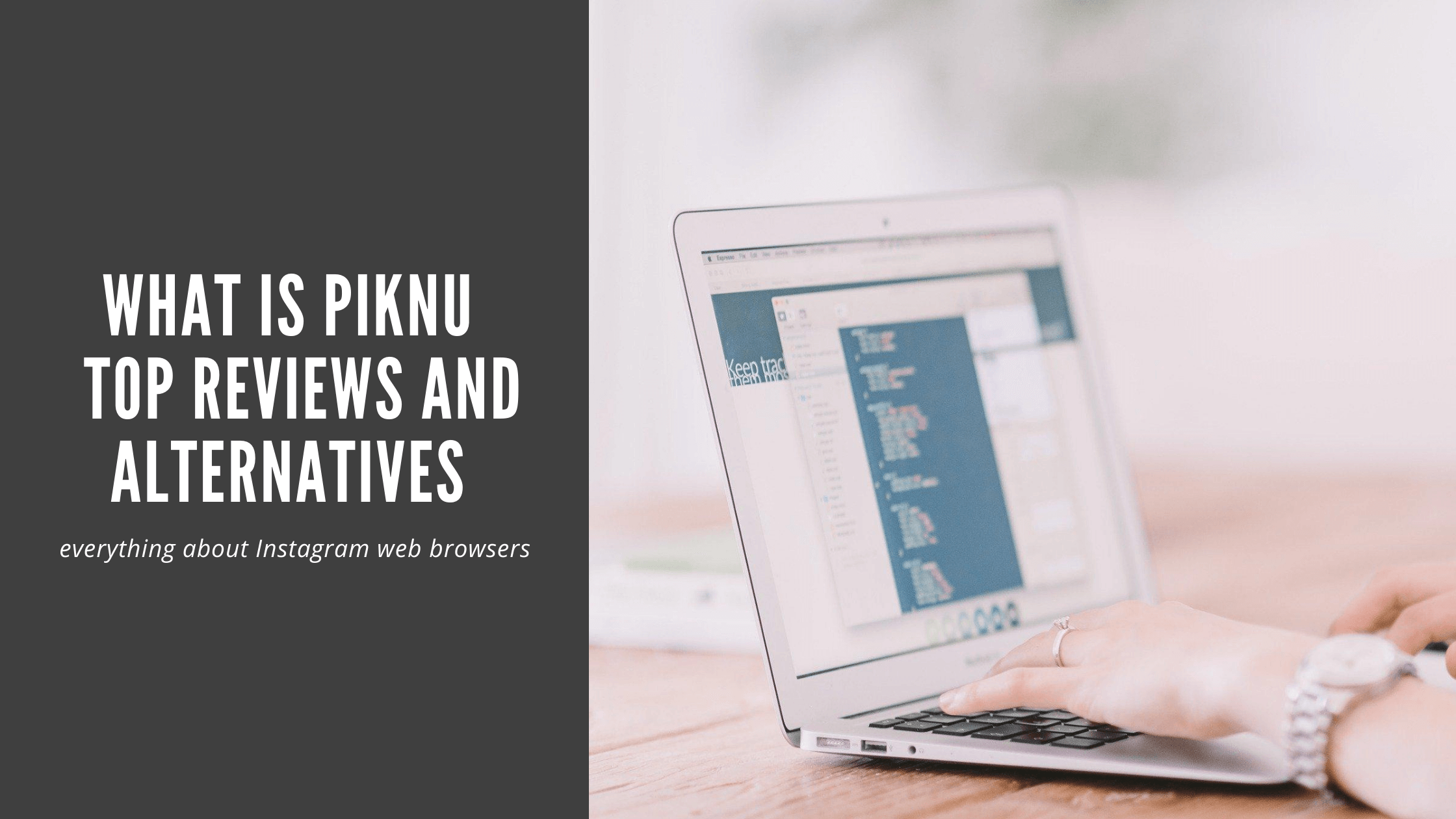 What is Piknu – Top reviews and alternatives
