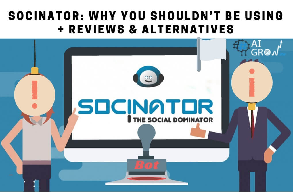 SociNator: Why you shouldn't be using + Reviews & Alternatives