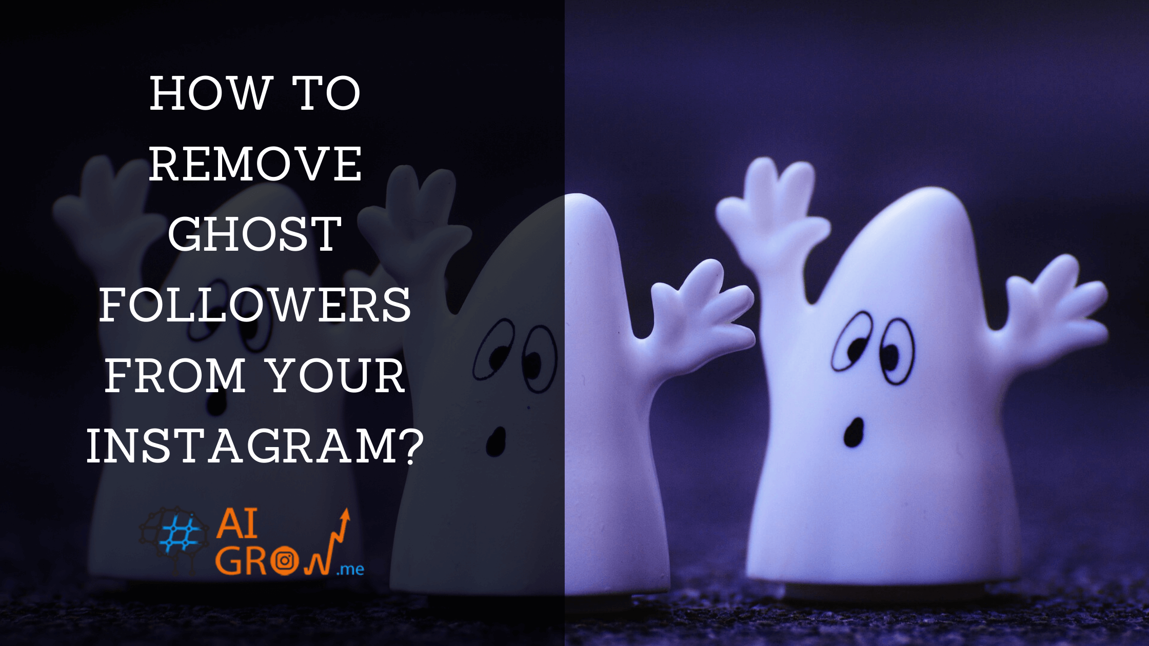 How to remove ghost followers from your Instagram?