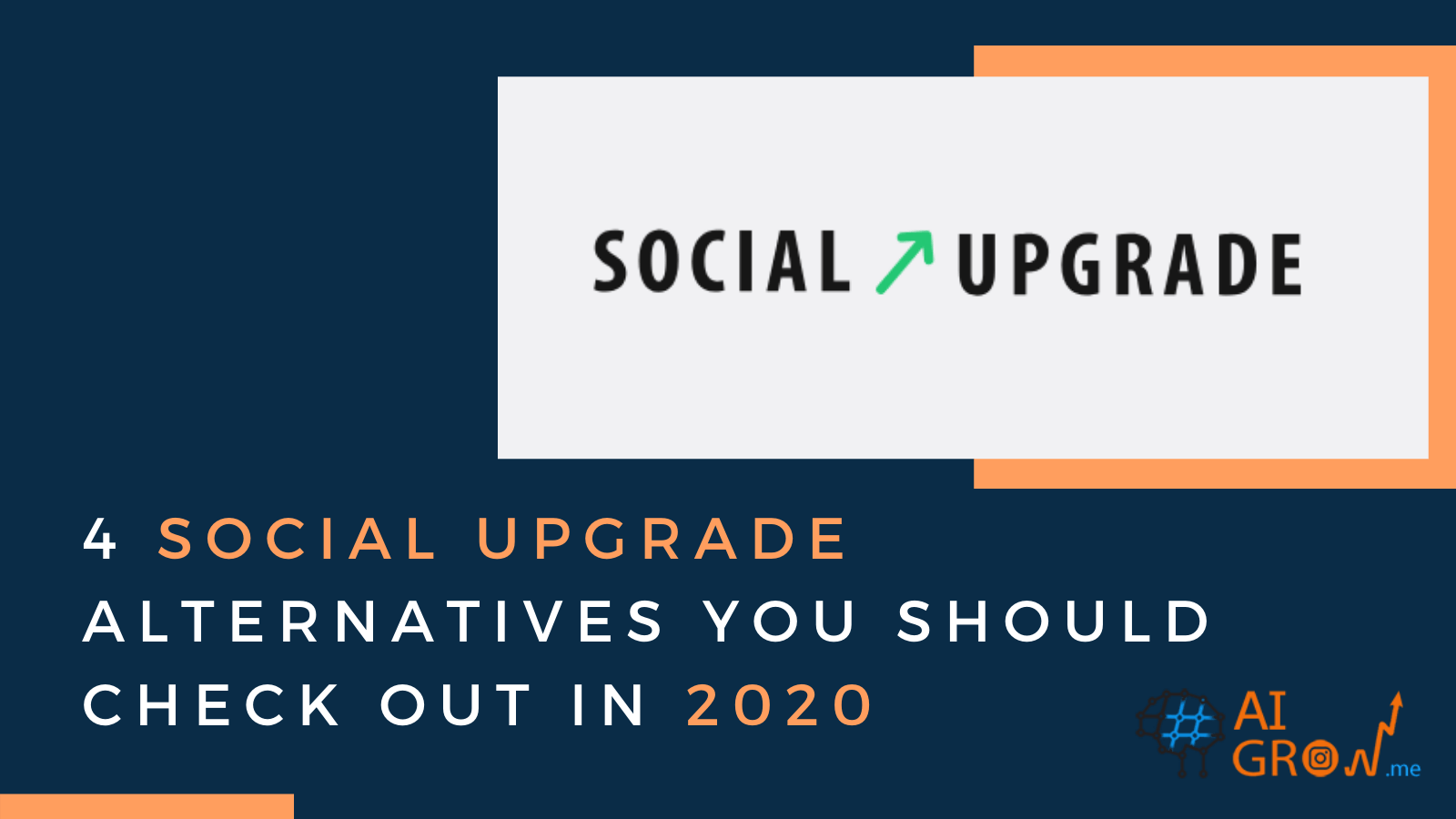 4 Social Upgrade Alternatives You Should Check Out in 2020
