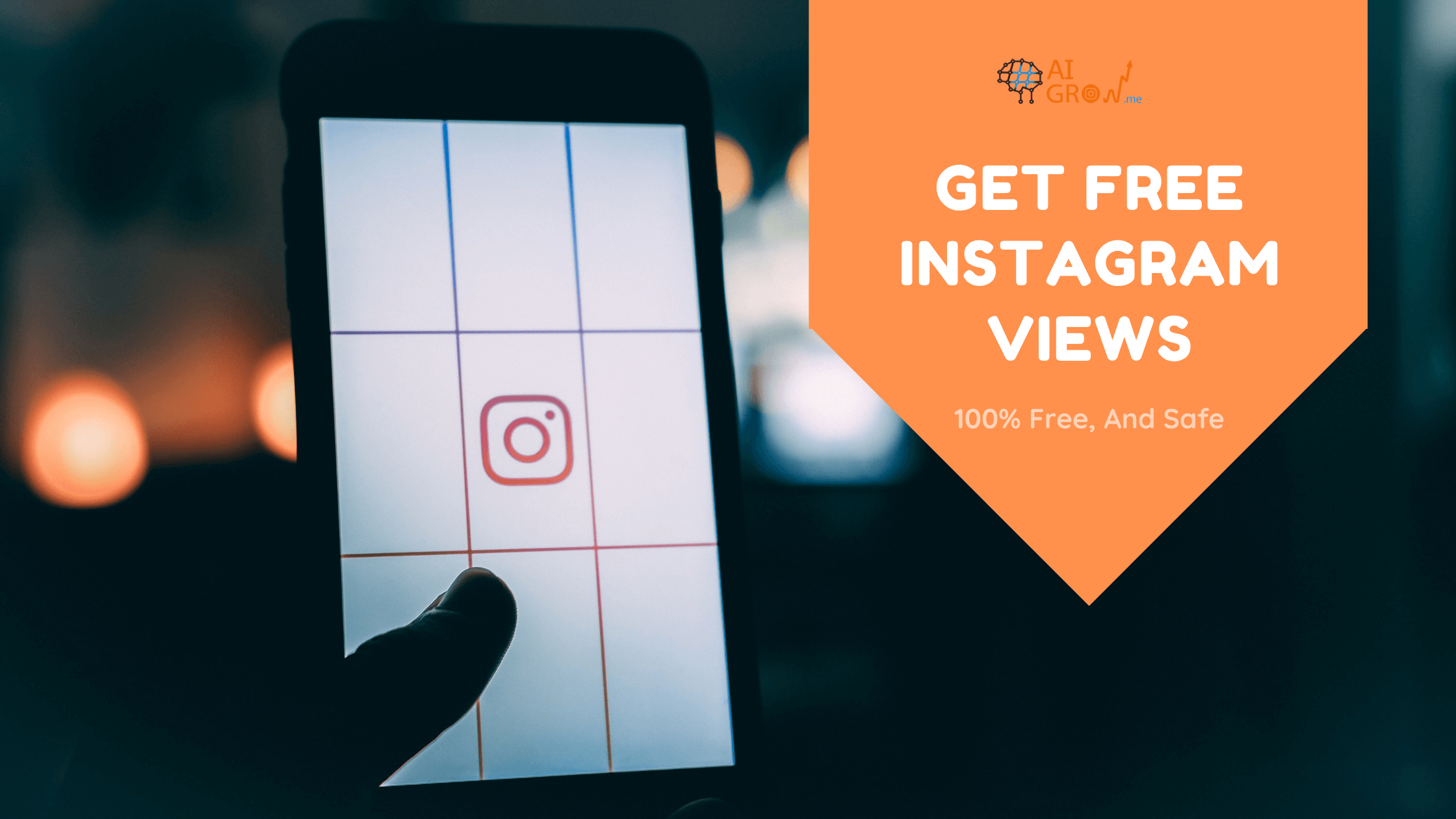 Get Free Instagram Views | 100% Free, And Safe