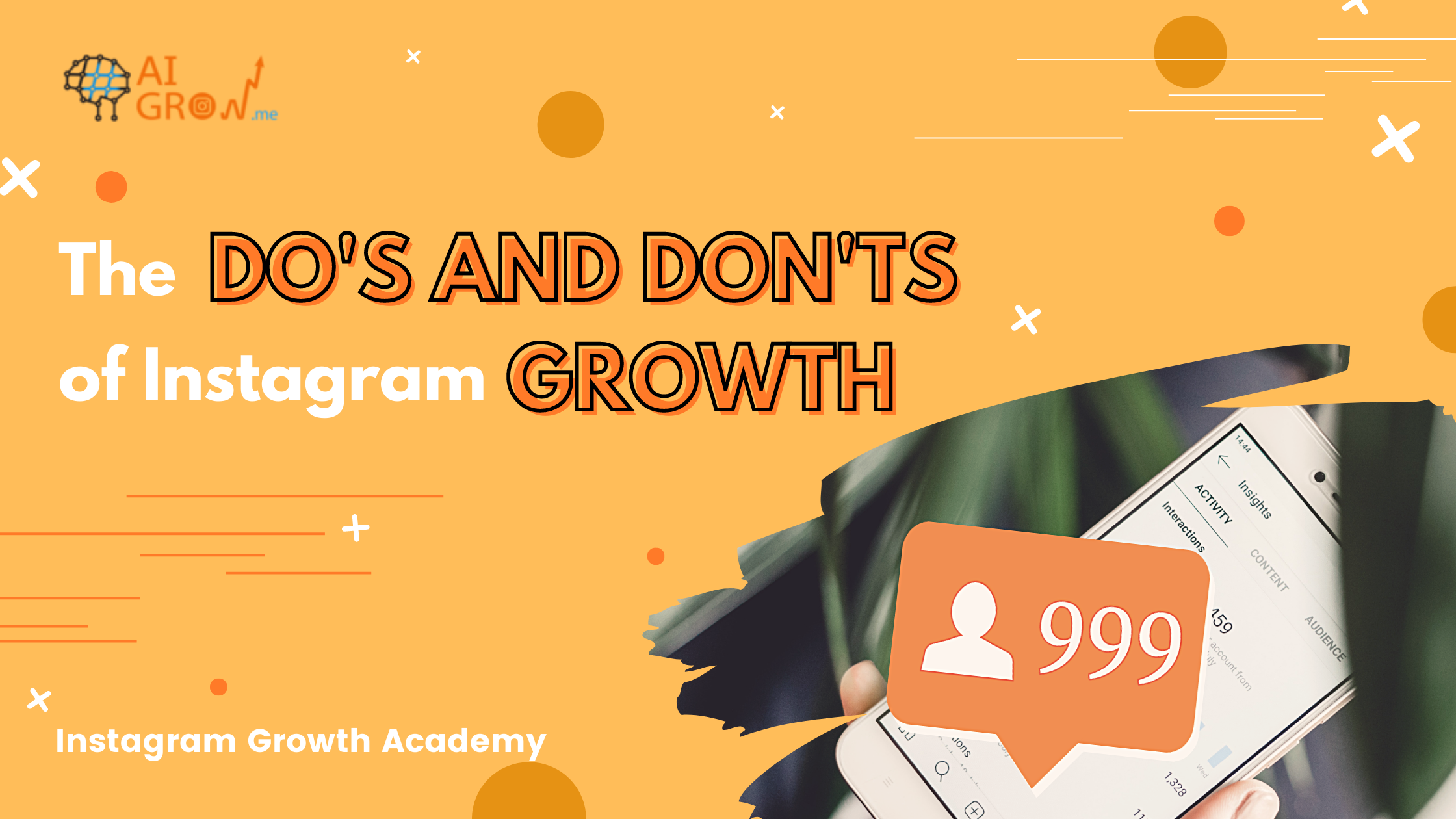 The Do's and Don'ts of Instagram Growth