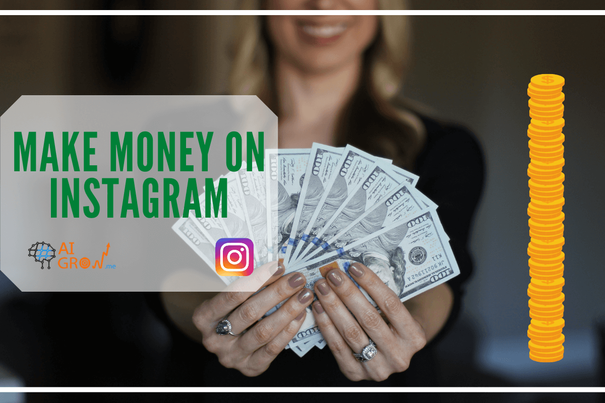 How to Make Money on Instagram From Home