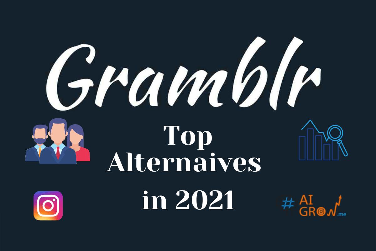 The Best Alternatives for Gramblr in 2021