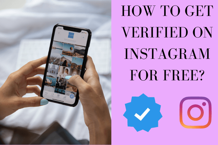 How to get verified on Instagram for free?