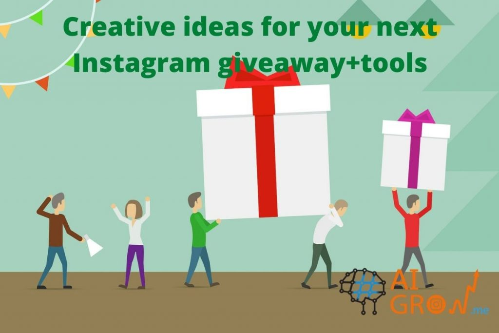 Instagram giveaway ideas