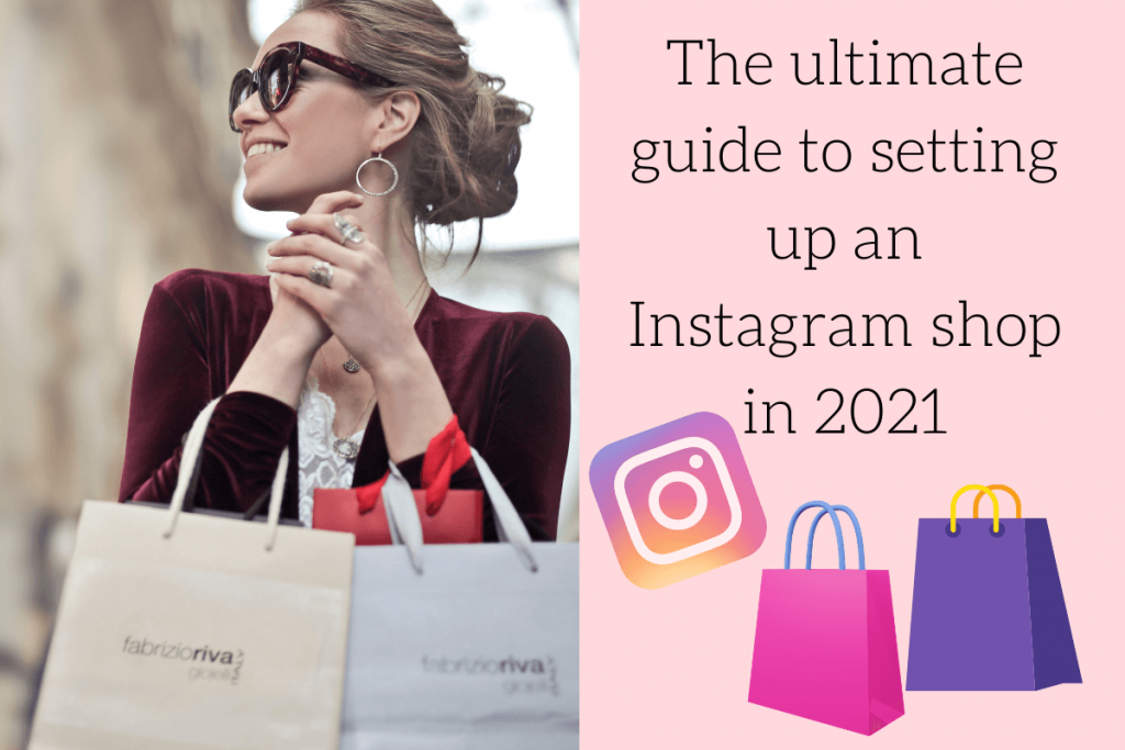 guide to set an Instagram shop