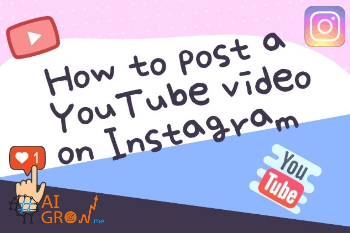 How to share a YouTube video on Instagram? Easiest way