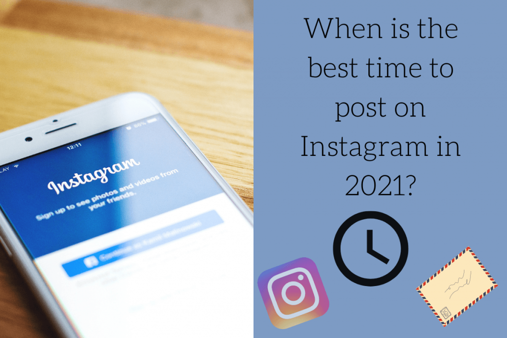 The best time to post on Instagram
