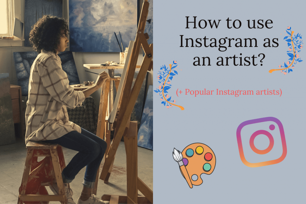 How to use Instagram as an Instagram artists