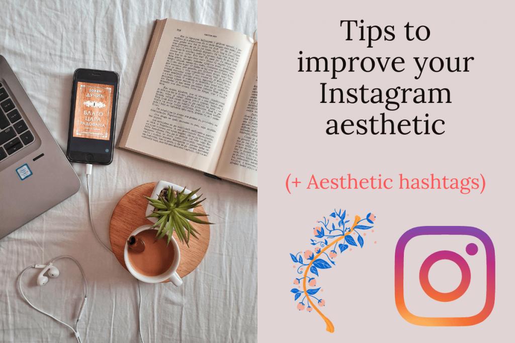 tips to improve aesthetic Instagram